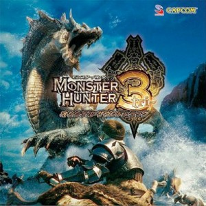 Jaquette de la bande originale de Monster Hunter 3