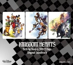 Kingdom Hearts Birth By Sleep & 358/2 Days OST