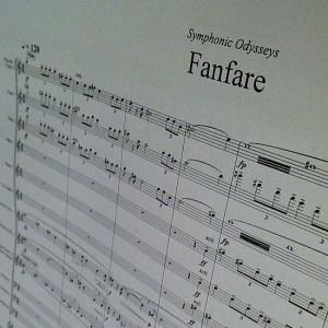 Symphonic Odysseys Fanfare