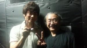 Nobuo Uematsu et Yuzo Koshiro