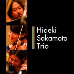 Jaquette de l'album Hideki Sakamoto Trio